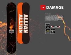 ALLIAN 20-21 DAMAGE メインページ