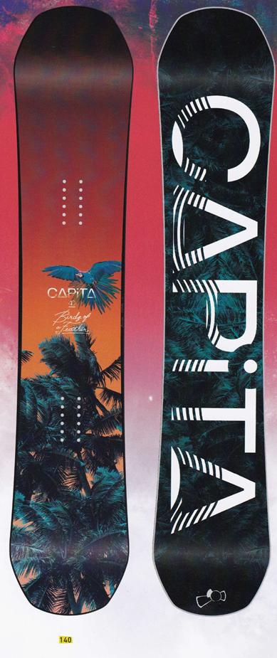 限定1本★大特価★キャピタ(CAPITA)【BIRDS OF A FEATHER】 15-16スノーボード 2016年