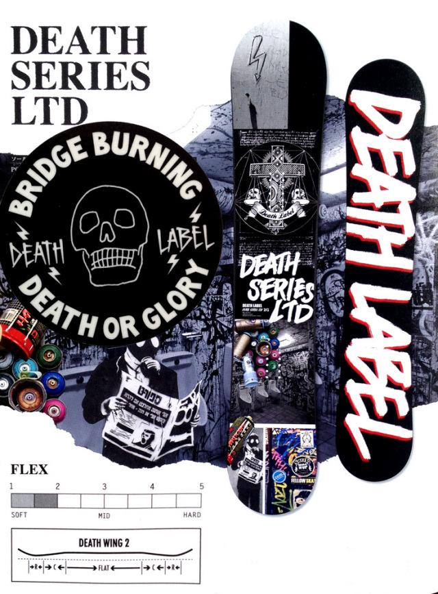 DEATH SERIES LTD
