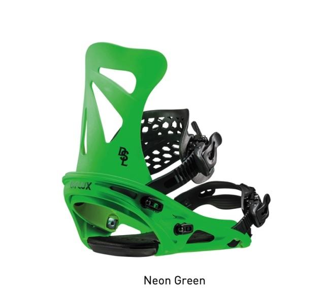 フラックス(FLUX)【DSL】 18-19モデル カラー:Neon Green