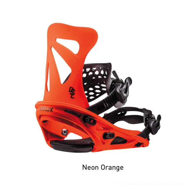 フラックス(FLUX)【DSL】 18-19モデル カラー:Neon Orange