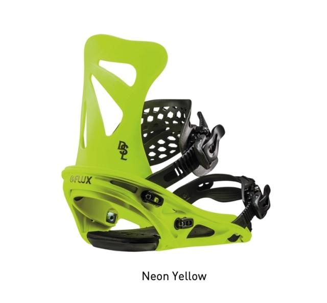 フラックス(FLUX)【DSL】 18-19モデル カラー:Neon Yellow