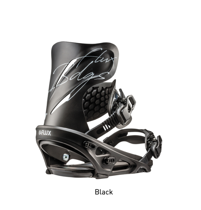フラックス(FLUX)【DSW】 18-19モデル カラー:BLACK