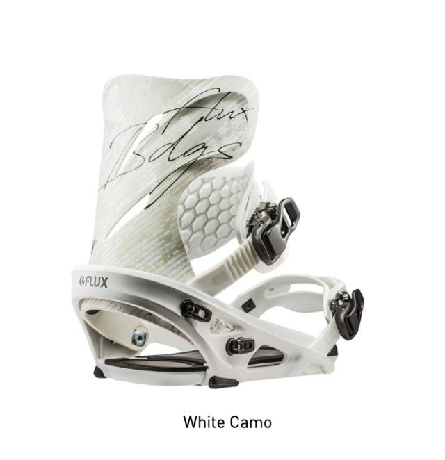 フラックス(FLUX)【DSW】 18-19モデル カラー:White Camo