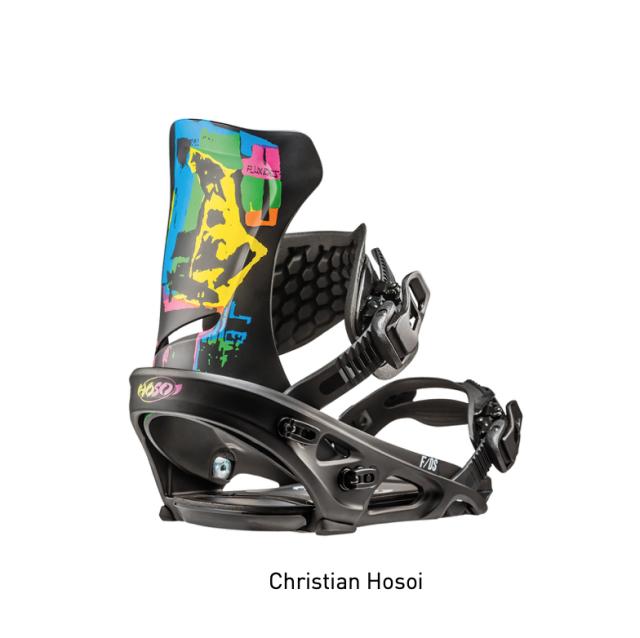 フラックス(FLUX)【DS】 18-19モデル カラー:Christian Hosoi