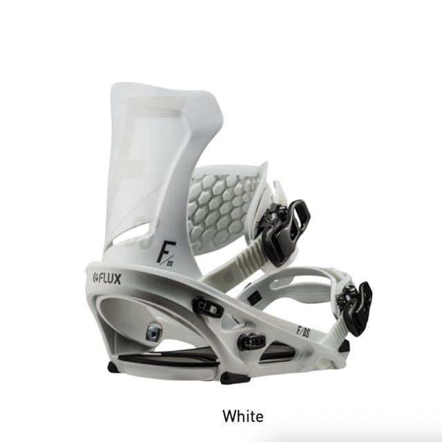 フラックス(FLUX)【DS】 18-19モデル カラー:WHITE