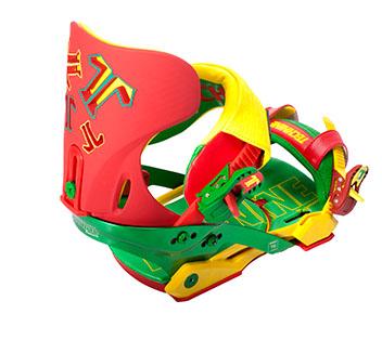 テックナイン(TECHNINE)11-12 Elements Binding  Scrub Hook(ハネ付き)
