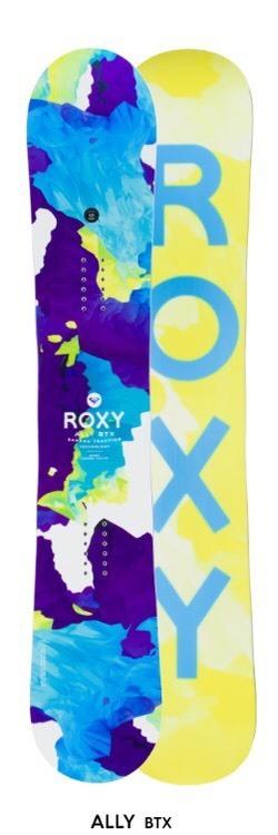ロキシー(ROXY)【ALLY】 15-16 スノーボード 2016年