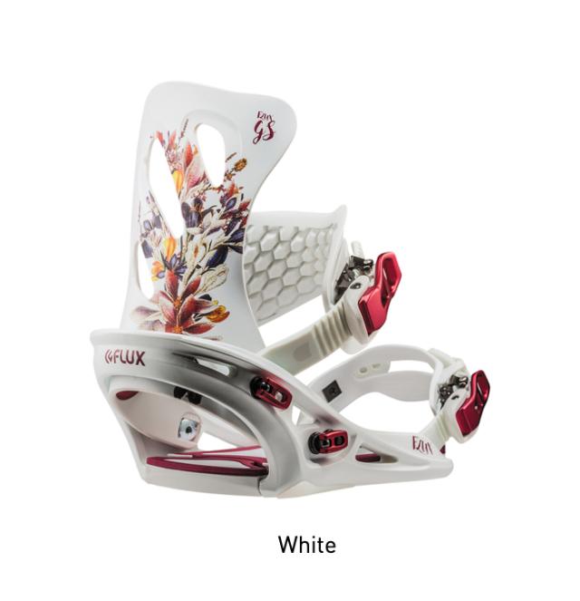 フラックス(FLUX)【GS】 18-19モデル カラー:WHITE