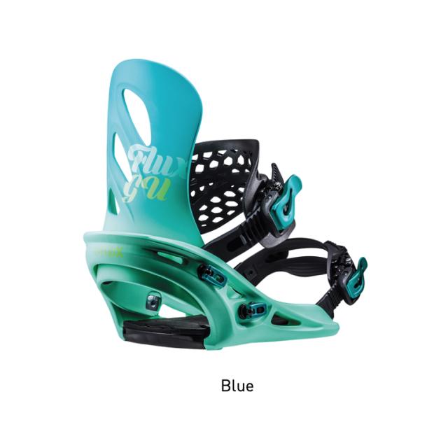 フラックス(FLUX)【GU】 18-19モデル カラー:BLUE