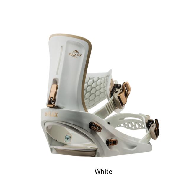 フラックス(FLUX)【GX】 18-19モデル カラー:WHITE