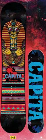 キャピタ(CAPITA)【HORRORSCOPE】 15-16スノーボード 2016年