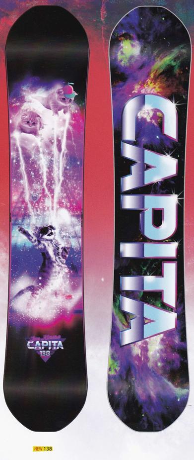 限定1本★大特価★キャピタ(CAPITA)【JESS KIMURA PRO】 15-16スノーボード 2016年