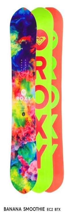 ロキシー(ROXY)【BANANA SMOOTHIE】 15-16 スノーボード 2016年