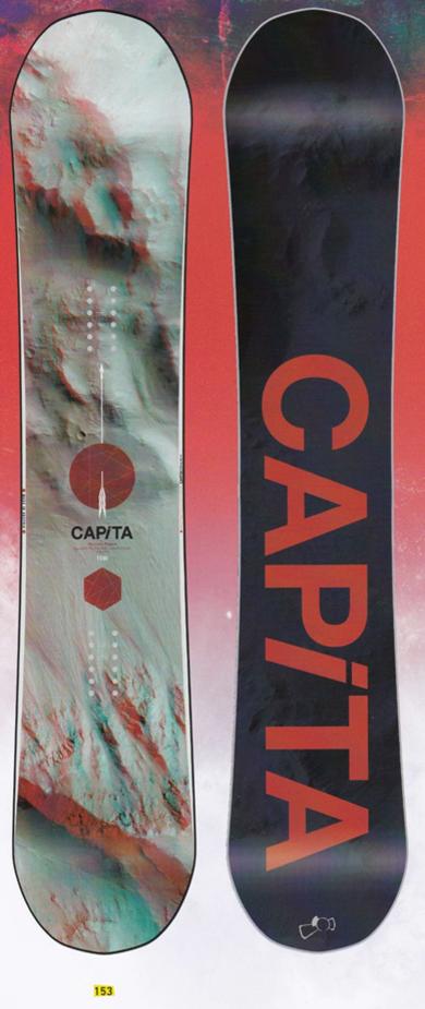 大特価★限定1本★キャピタ(CAPITA)【MERCURY】 15-16スノーボード 2016年