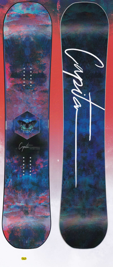 キャピタ(CAPITA)【SPACE METAL FANTASY】 15-16スノーボード 2016年