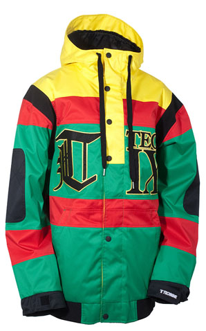 テックナイン(TECHNINE)2011-2012 Rugby JKT (Shell)