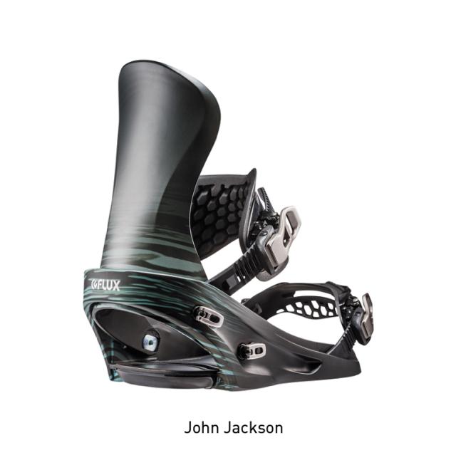 フラックス(FLUX)【TM】 18-19モデル カラー:John Jackson