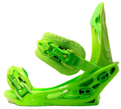 ★個数限定大特価★ フラックス(FLUX)TT30 LUMINOUS GREEN/WHITE Lサイズ
