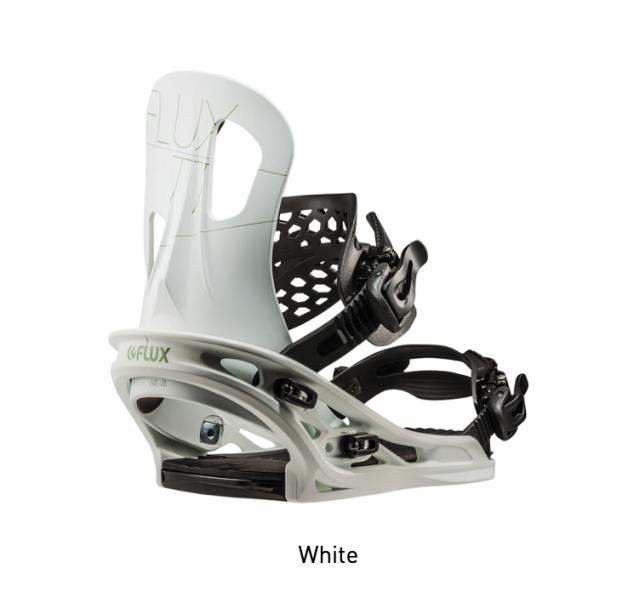 フラックス(FLUX)【TT】 18-19モデル カラー:WHITE