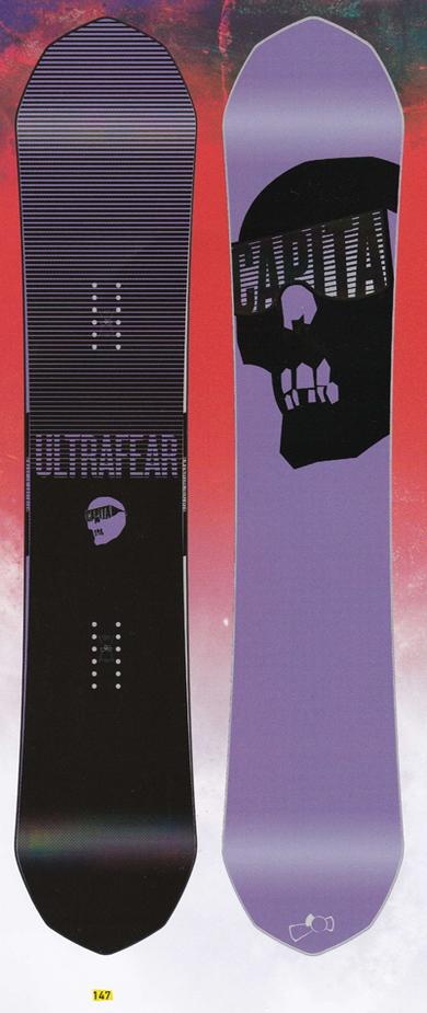 早期予約★大特価★キャピタ(CAPITA)【ULTRAFEAR】 15-16スノーボード 2016年