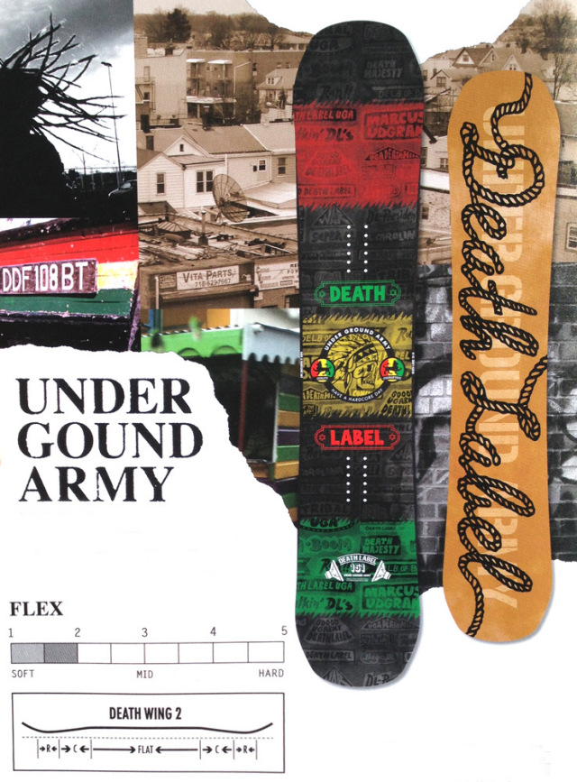 UNDER GROUND ARMY