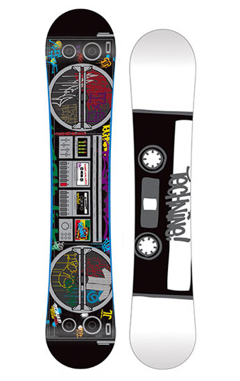 TECHNINE 【テックナイン】 1112 Wassup Rocker (BOOMBOX)
