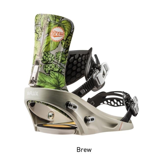 フラックス(FLUX)【XF】 18-19モデル カラー:Brew
