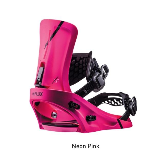 フラックス(FLUX)【XF】 18-19モデル カラー:Neon Pink