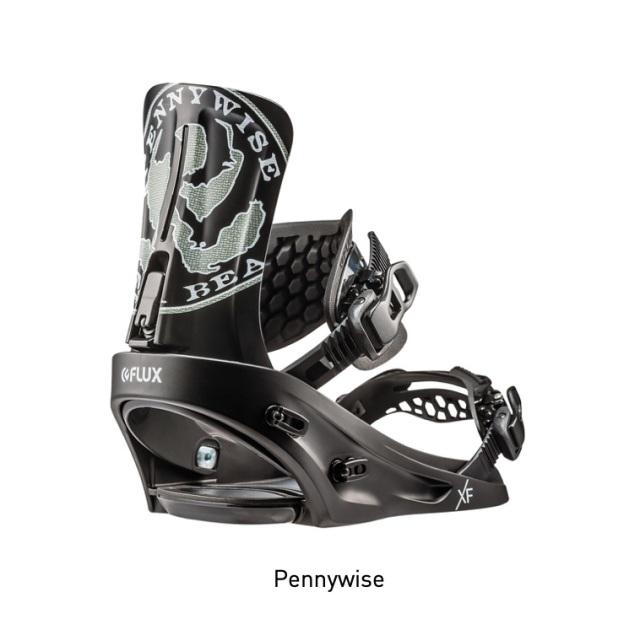 フラックス(FLUX)【XF】 18-19モデル カラー:Pennywise