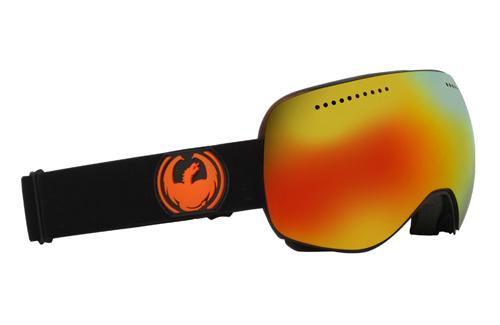 ドラゴン(DORAGON)2011 APX - Jet / Red Ion + Yellow  Bonus Lens
