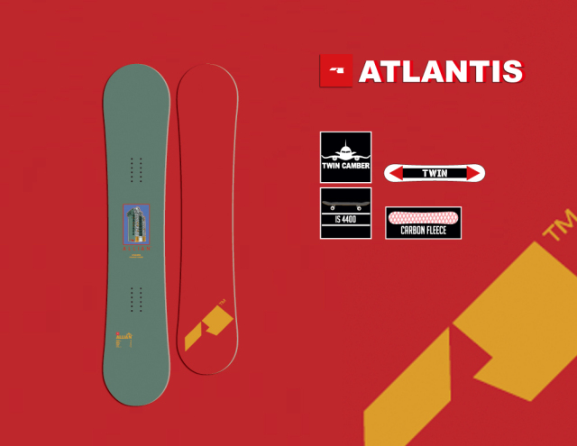 ALLIAN 20-21 ATLANTIS商品画像