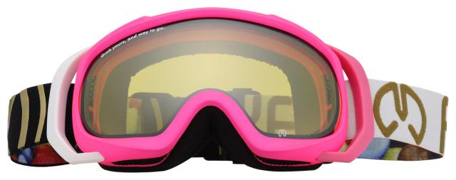 レイジ(RAGE)2011 CYCLONE pink x white
