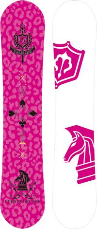 Calmano [カルマノ] 14-15 【Queen 1390】 スノーボード 2015Newモデル