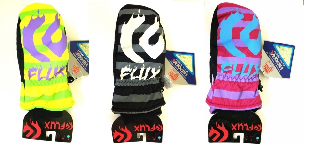 フラックス(FLUX)GLOVES 13-14 [ BORDER MITT ] グローブ ☆3color☆
