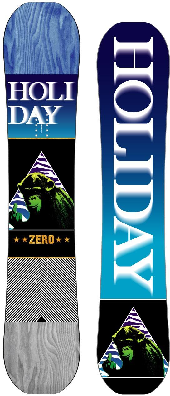 ホリデー(HOLIDAY)【ZERO】15-16 スノーボード 2016年