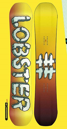 ★本数限定大特価★LOBSTER[ロブスター] 【PARKBAORD】 13-14 スノーボード 2014年NEWモデル