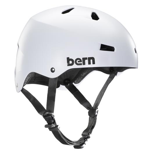 バーン(bern) MACON クラシックなミニマムデザインの代表モデル