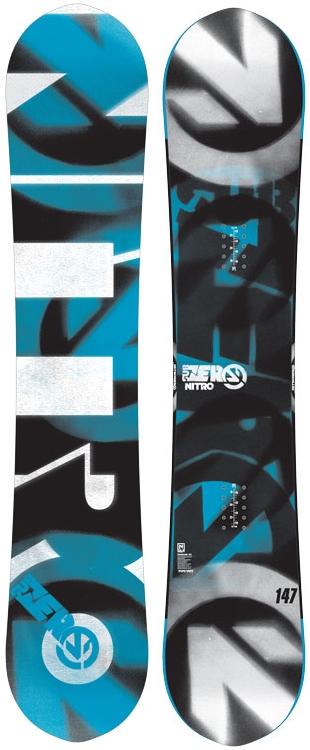 各サイズ1本★NITRO 14-15 大特価!! ナイトロ(NITRO)【SUB ZERO】14-15 スノーボード 2015年