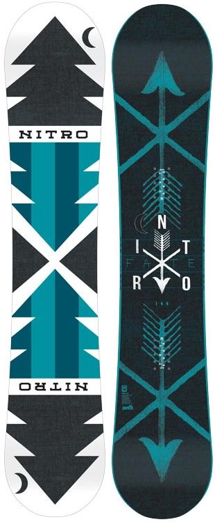 NITRO 14-15 大特価!! ナイトロ(NITRO)【FATE ZERO】 スノーボード 2015年