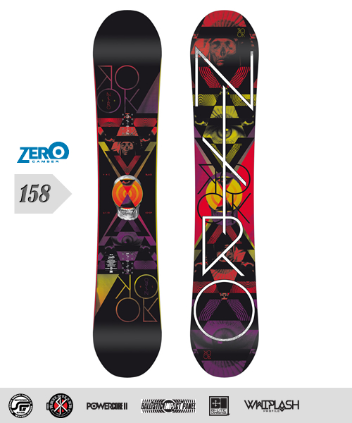 NITRO[ナイトロ]【ROOK】スノーボード 2013年モデル 158cm