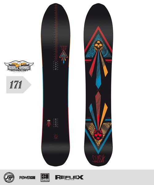 NITRO[ナイトロ]【SLASH】スノーボード 2013年モデル 171cm
