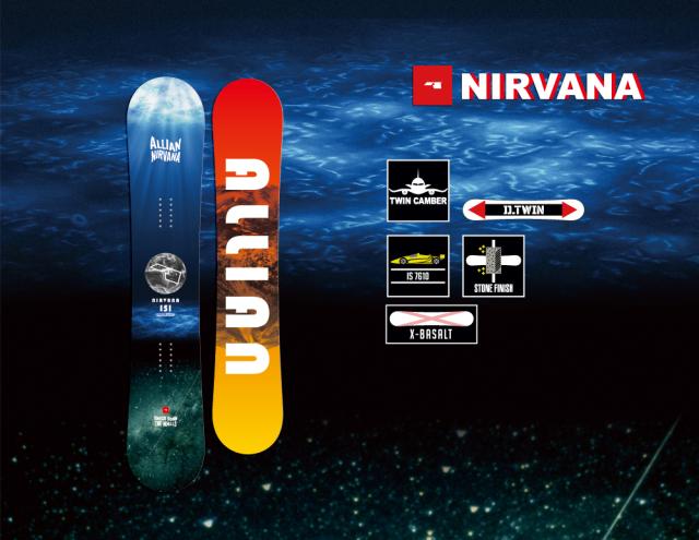 ALLIAN 20-21 NIVANA 商品画像