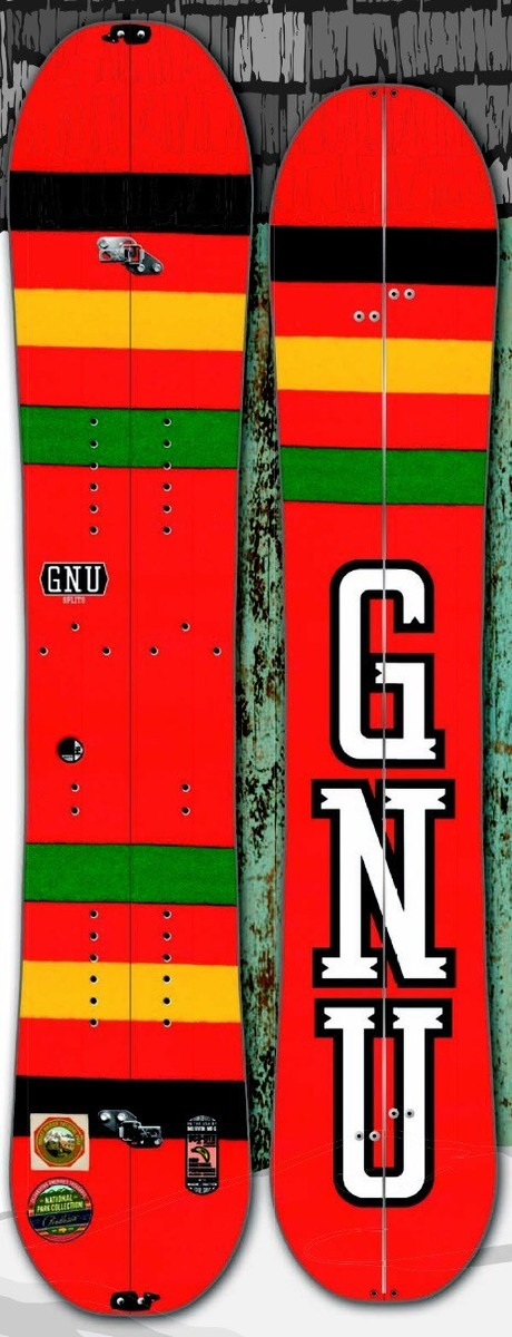 GNU[グヌー] 【BEAST SPLIT】 15-16 スノーボード 2016年NEWモデル