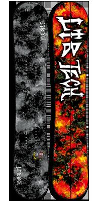★本数限定大特価★LIB TECH 【SKUNK APE SPLIT】 14-15 NEWモデル