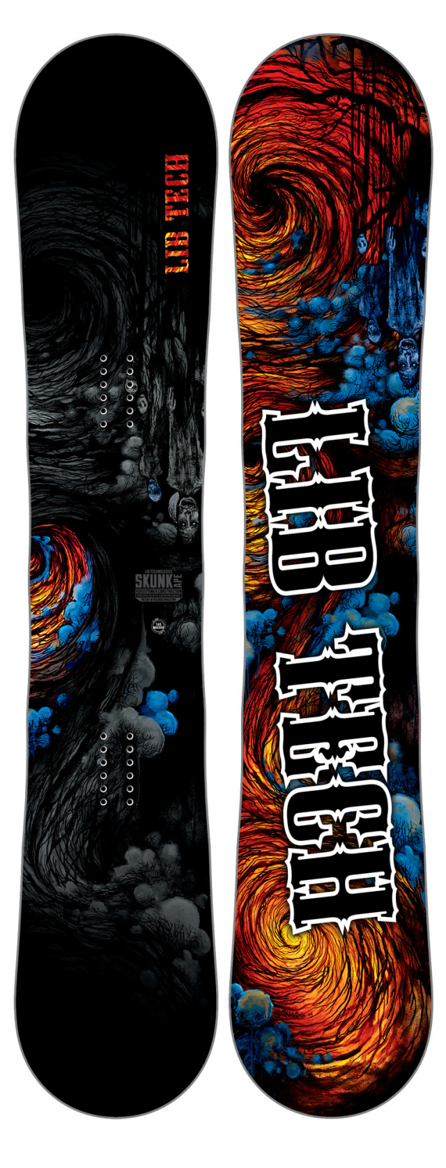 LIB-TECH SKUNK APE HP <C2BTX> 16-17NEW MODEL!! 30%OFF SALE!!
