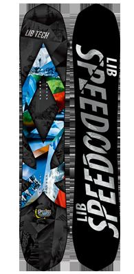 ★本数限定大特価★リブテック(Lib Tech)【T.RICE PRO SPEEDO DEEPS】 14-15
