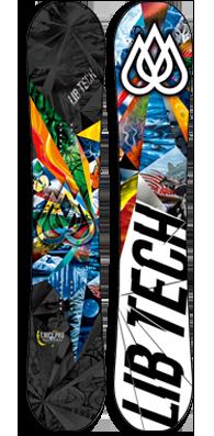 ★本数限定大特価★リブテック(Lib Tech)【T.RICE PRO】 14-15