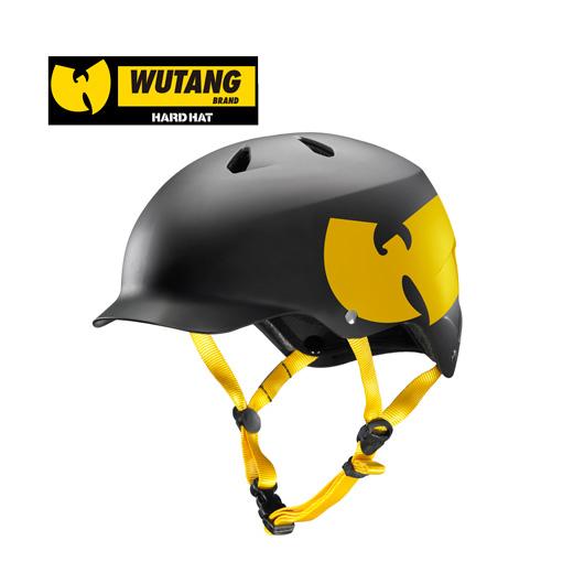 バーン(bern) WATTS×WUTANG Wu-Tang Clanのロゴを大胆に配した貴重なアニバーサリーモデル