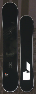 black fridayセール!早い者勝ち★各1本★大特価★ALLIAN[アライアン] 【PRISM INVISIBLE】 17-18スノーボード 2018年NEWモデル